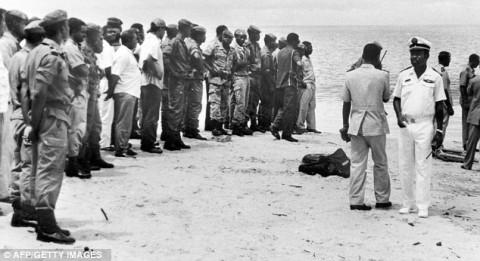 Gabon tragic air disaster
