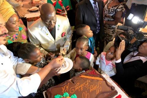 KK's 90th Birthday in Pictures