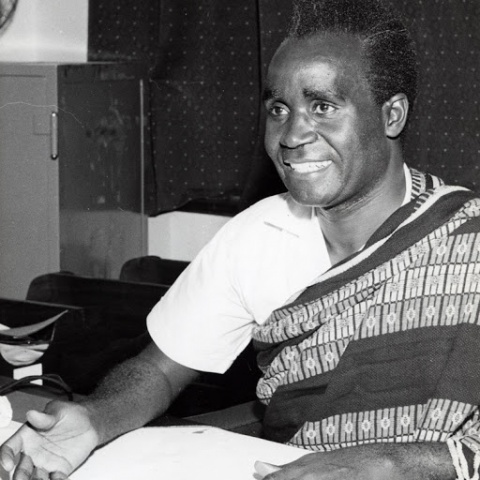 Kenneth Kaunda KK