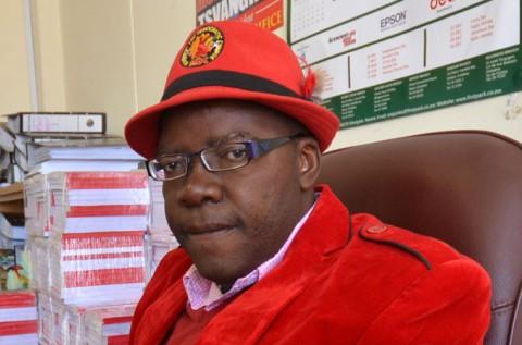 MDC's secretary general and former finance minister Tendai Biti was challenging Tsvangirai's leadership [Al Jazeera]