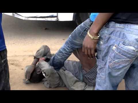 Mob justice in lusaka
