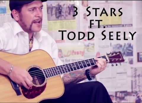 Music video by 3 stars and Todd Seely