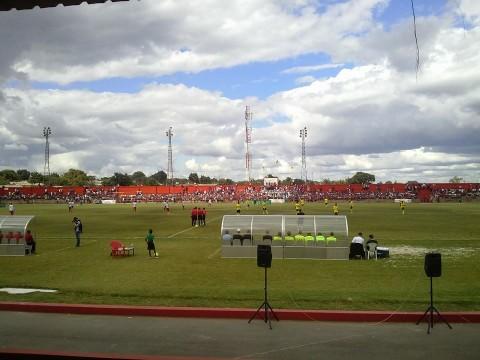 Nkana vs CA Bizertin has just kicked off at Nkana Stadium.