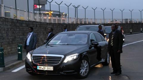 Sata leaves Brussels for Lusaka via Amsterdam car