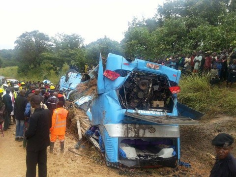 Traffic accident kills 3, 16 seriously injured in Mwinilunga