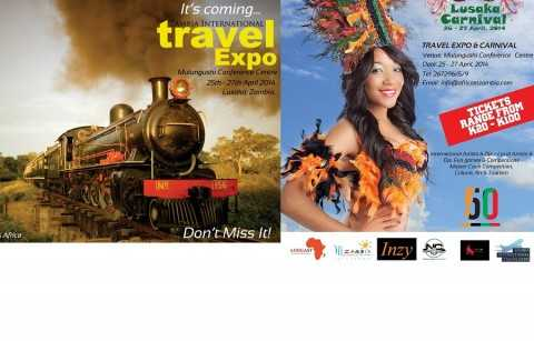Zambia International Travel Expo