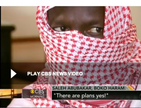 Boko Haram warns of more kidnappings