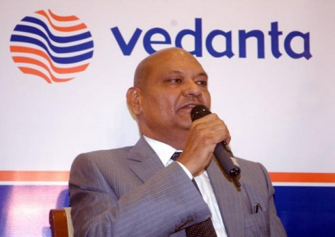 Chairman Of Vedanta Resources-anil Agarwal