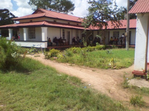 Chibolya Clinic in Luanshya
