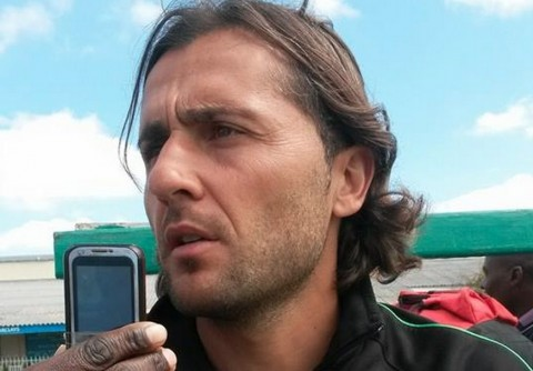 Chipolopolo trainer Patrice Beumelle -lusakavoice.com 2014-05-22