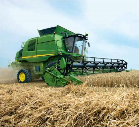 Combine Harveste