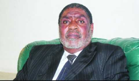 DA-President; Maxwell Mwamba