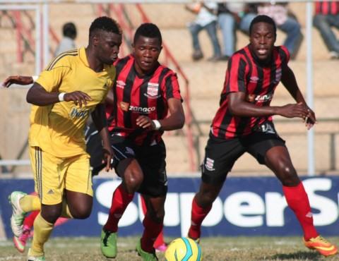 Isaac Chansa netted a brace as Zanaco brushed aside Indeni 4-0 in a week nine match played at Sunset Stadium on Sunday.