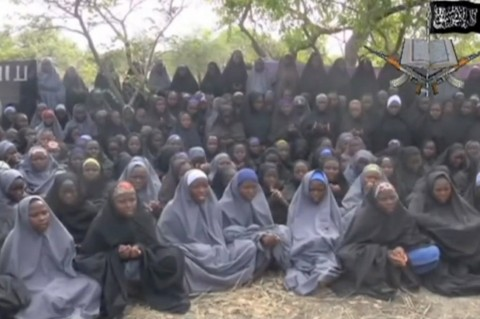 Kidnappers Release Video That Claims to Show Missing Nigerian Girls