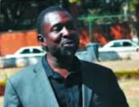 Kuchunga Edwin Simusamba