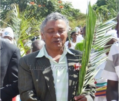 Lubinda, who is Kabwata PF member of parliament
