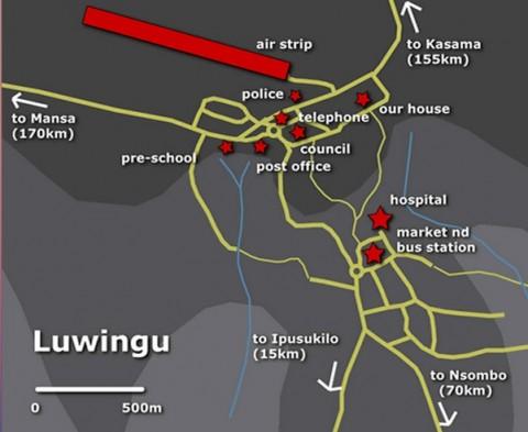 Luwingu District