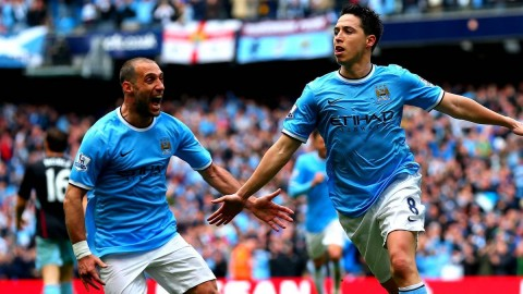 Manchester City crowned champions