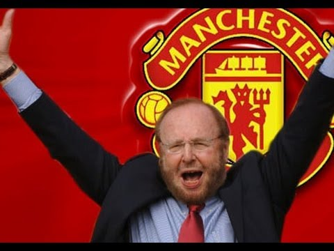 Manchester United owner Malcolm Glazer