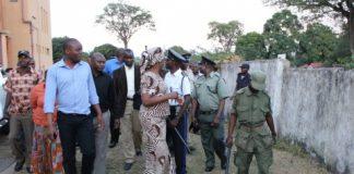 Nawakwi detained by Mufulira Police