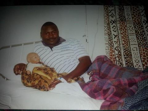 President Fr. Frank Bwalya ABZ ..