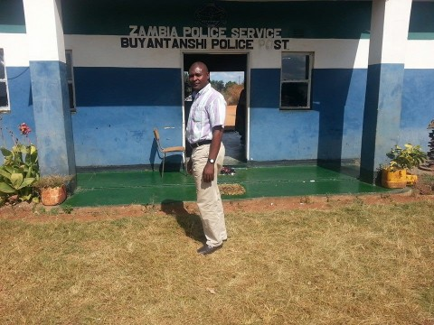 President Fr. Frank Bwalya ABZ