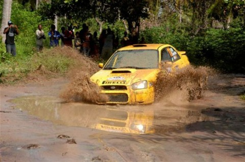 The 2014 Zambia International Rally; the third round of the FIA African Rally Championship gets underway this Friday