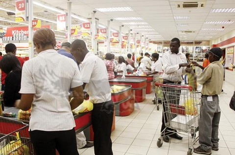 SHOPRITE Checkers has opened a superstore at Ndola's Kafubu Mall at a cost of US$4 million.