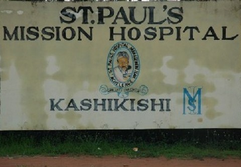 St. Paul's Mission Hospital