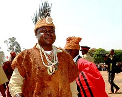 Senior Chief Puta of Chienge