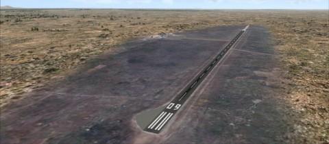 Solwezi Airport - FLSW