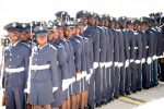 ZAF commissioning Parade in Livingstone on May 9,2014 -Picture by THOMAS NSAMA