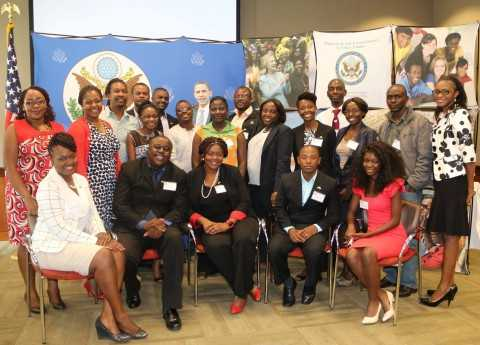 finalists who will participate in this six-week leadership program in the United States