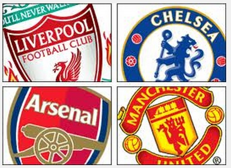 premier league team logos - June 2014 Blogger of the month Award