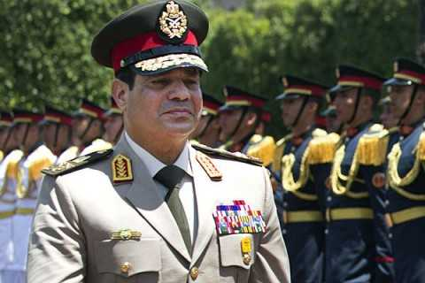 Abdel Fattah Saeed Hussein Khalil el-Sisi is the sixth President of Egypt, in office since 8 June 2014