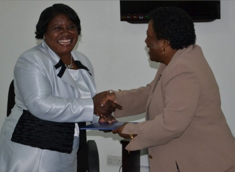 Dr. Anna Chifungula, Auditor General