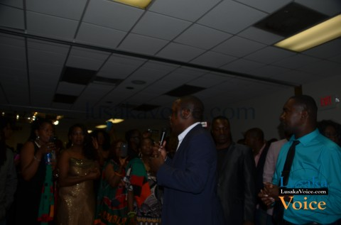 Chipolopolo Dinner on June 6 at Holiday Inn