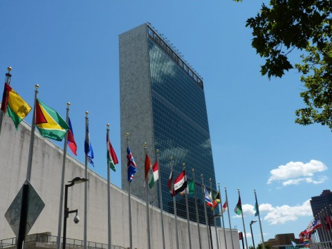 Headquarters of the United Nations, New York City