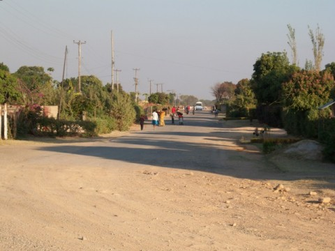 Kasompe Village, chingola