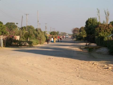 Kasompe Village, chingola