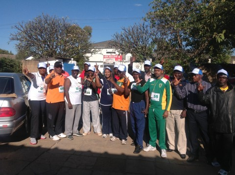 Nevers Mumba steals the show at Inter Company relay  -