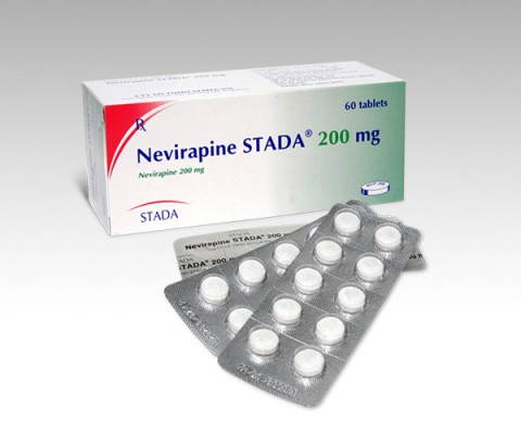 Nevirapine is indicated for use in combination with other antiretroviral agents for the treatment of HIV-1 infection.