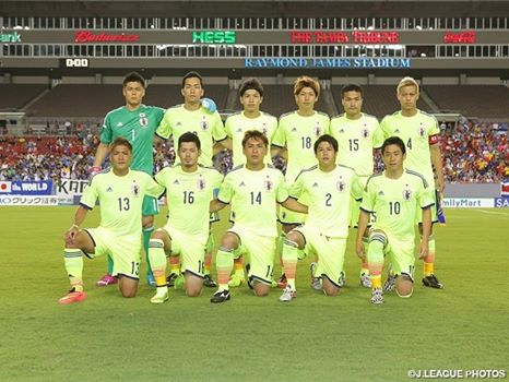 OPPOSITION WATCH: JAPAN SQUAD FOR 2014 BRAZIL WORLD CUP