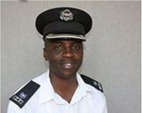 Police Deputy Spokesperson Rae Hamoonga