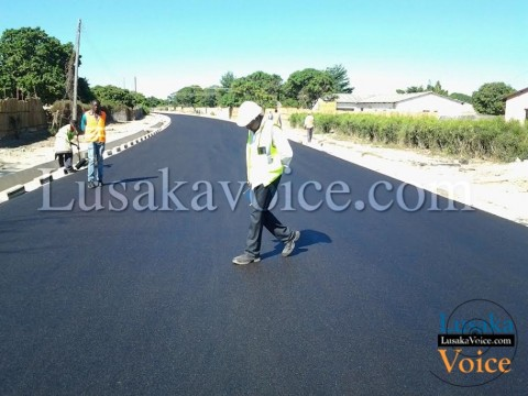 Some of the Mongu roads that are completed so far include, Chiti Mukulu Road, Eugine Nyambe Road, Independence avenue, Tungi and the road to the main bus terminus among others - - Lusakavoice.com