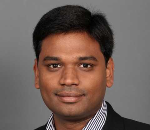 Sumesh Rahavendra, Head of Marketing for DHL Express Sub-Saharan (SSA)