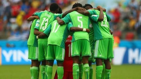 World Cup 2014- Nigeria boycott training in money row