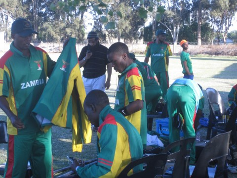 Zambian Cricket Team