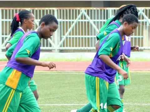Zimbabwe women's soccer team