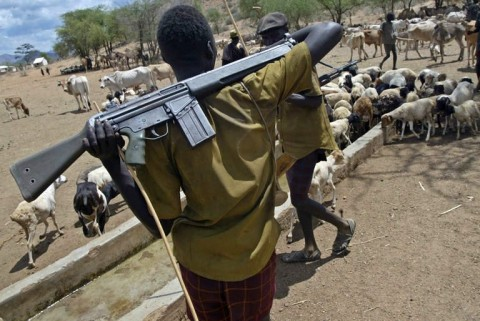 cattle rustlers protection